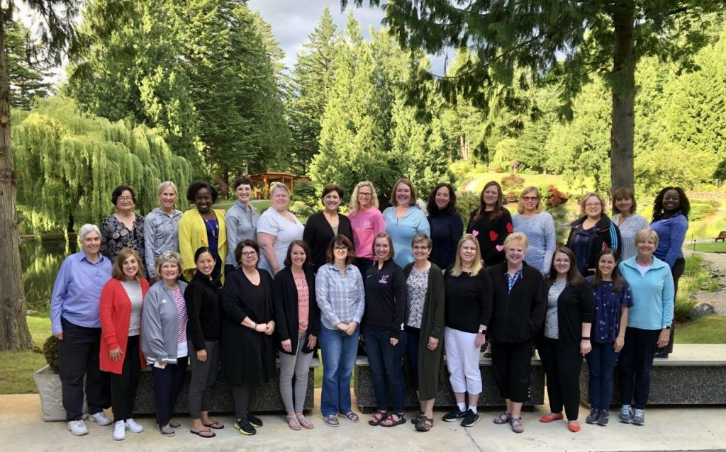 CCCU Women's Conference 2021 Attendees